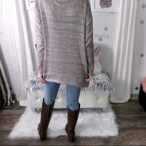catlg Tops - Oversized Loose Knit Top